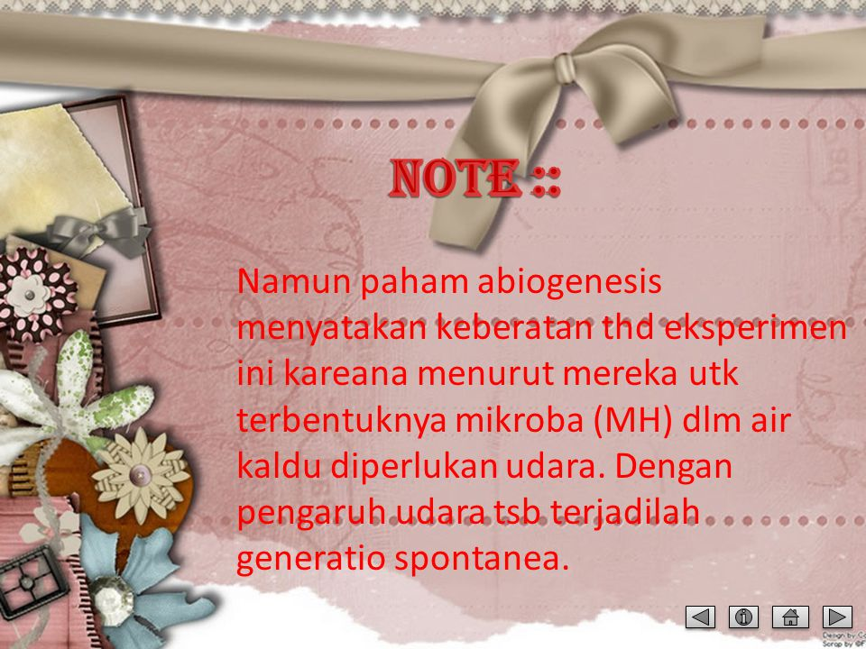 NOTE ::