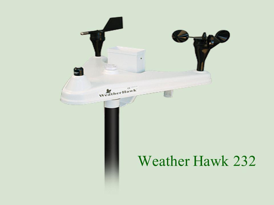 Weather Hawk 232