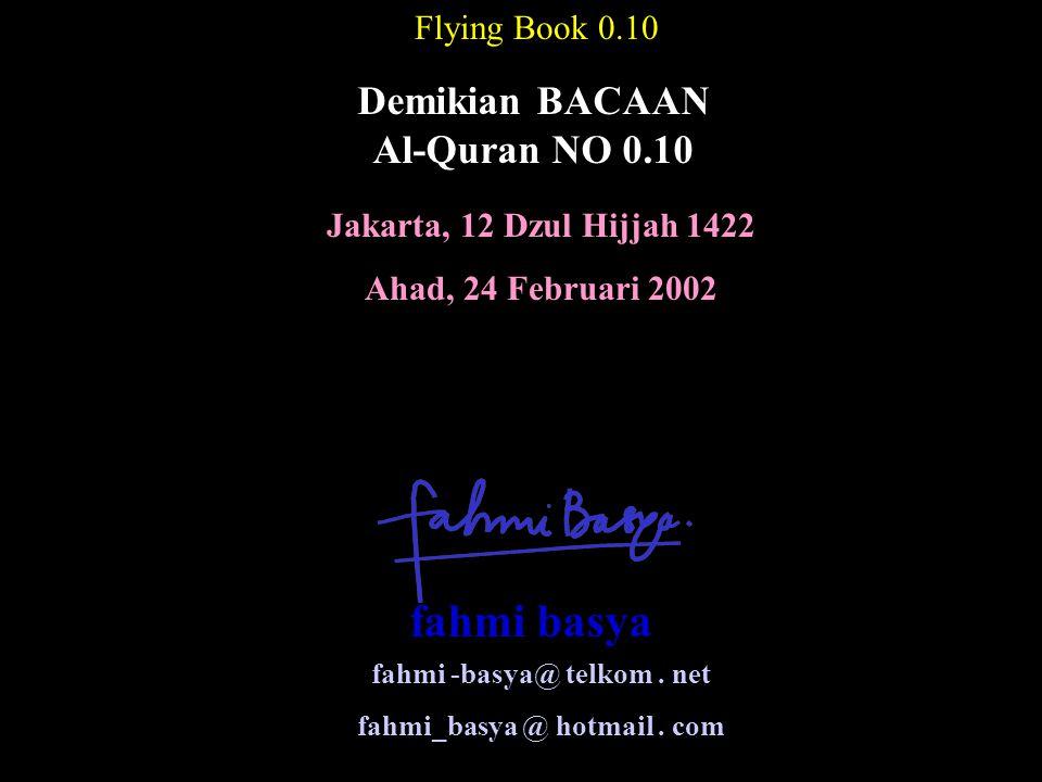 fahmi -basya@ telkom . net fahmi_basya @ hotmail . com