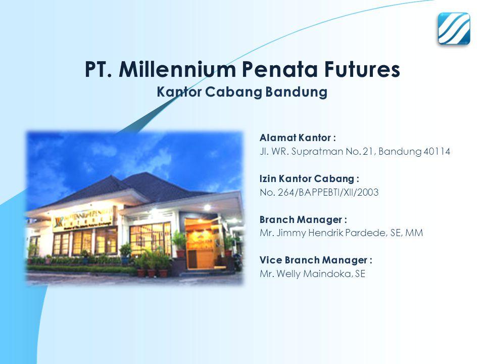 PT. Millennium Penata Futures