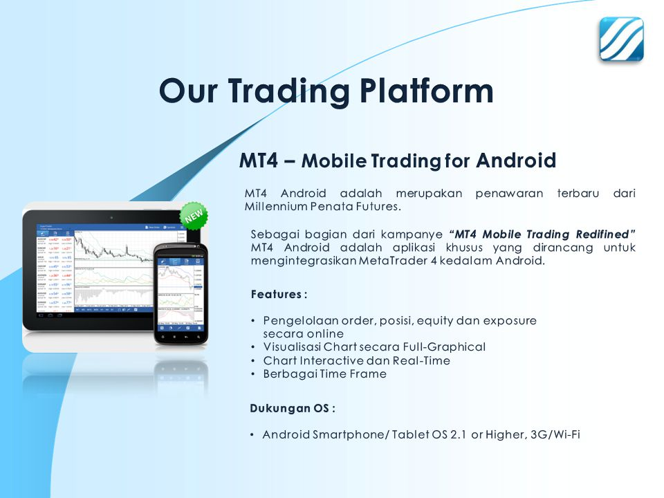 Our Trading Platform MT4 – Mobile Trading for Android