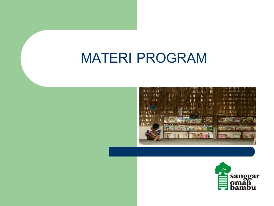 MATERI PROGRAM