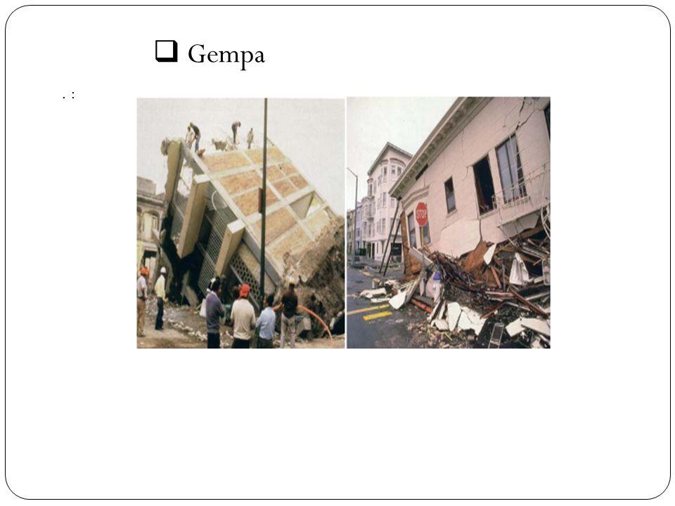 Gempa . :