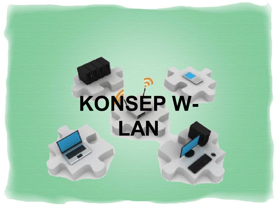 KONSEP W-LAN