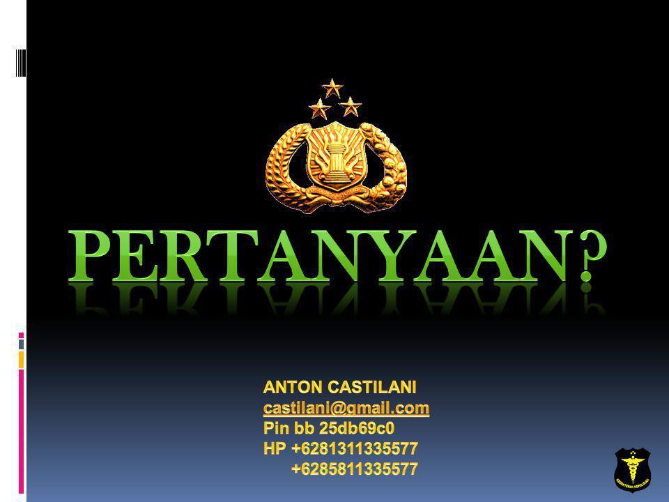 PERTANYAAN ANTON CASTILANI castilani@gmail.com Pin bb 25db69c0