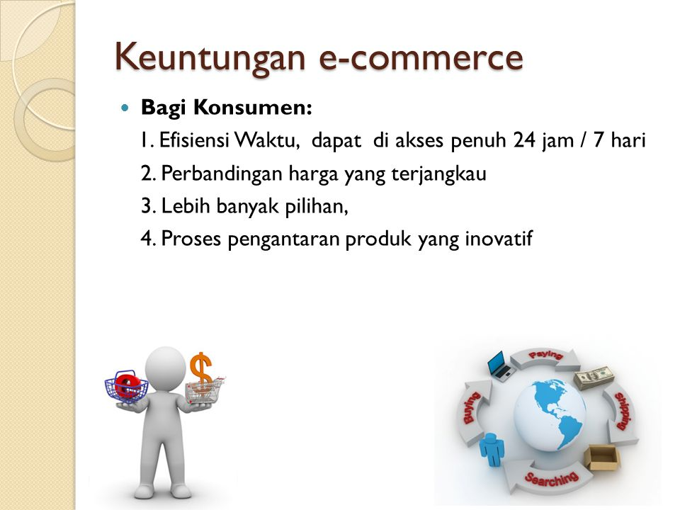 Keuntungan e-commerce