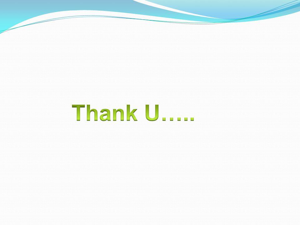 Thank U…..