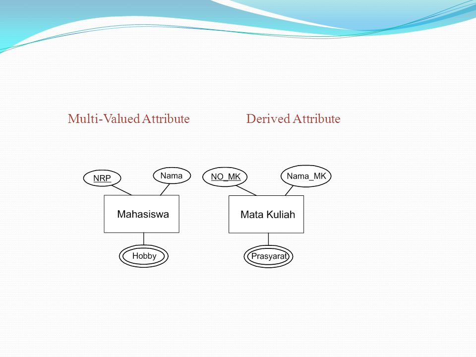 Multi-Valued Attribute