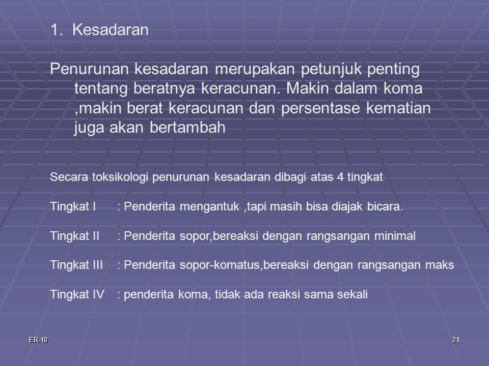 1. Kesadaran