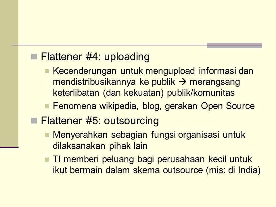 Flattener #4: uploading