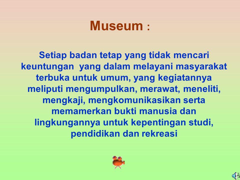 Museum :