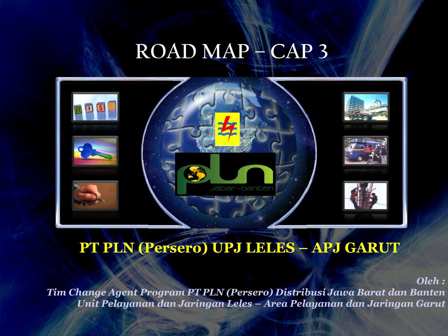 PT PLN (Persero) UPJ LELES – APJ GARUT