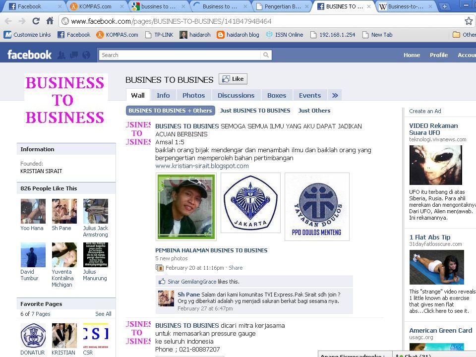 Esensi E-Commerce © STIKOM UYELINDO KUPANG 2011