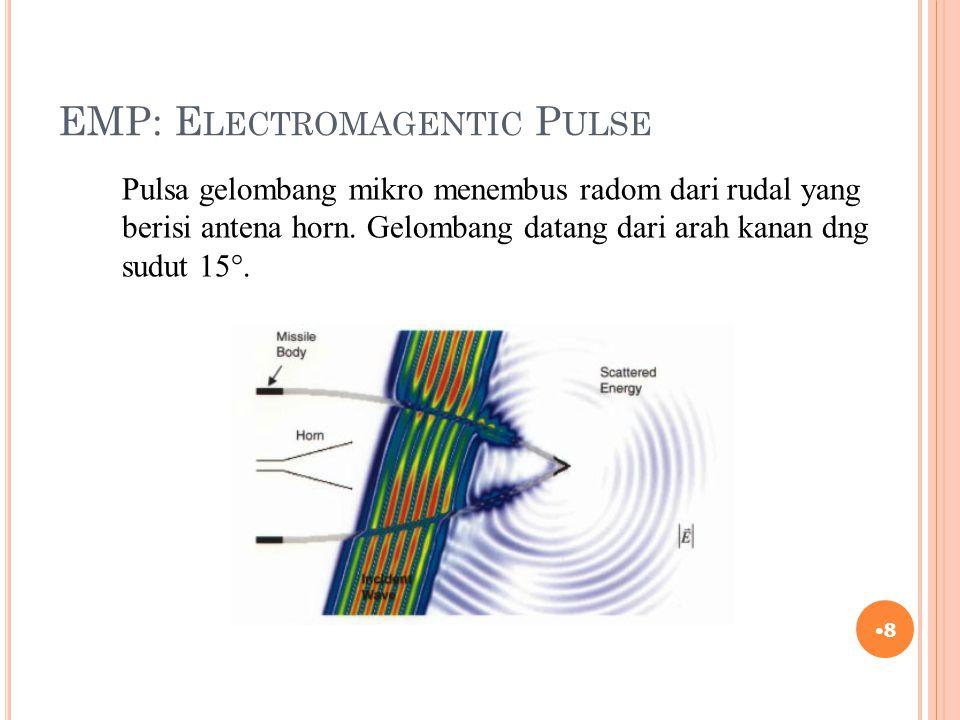 EMP: Electromagentic Pulse