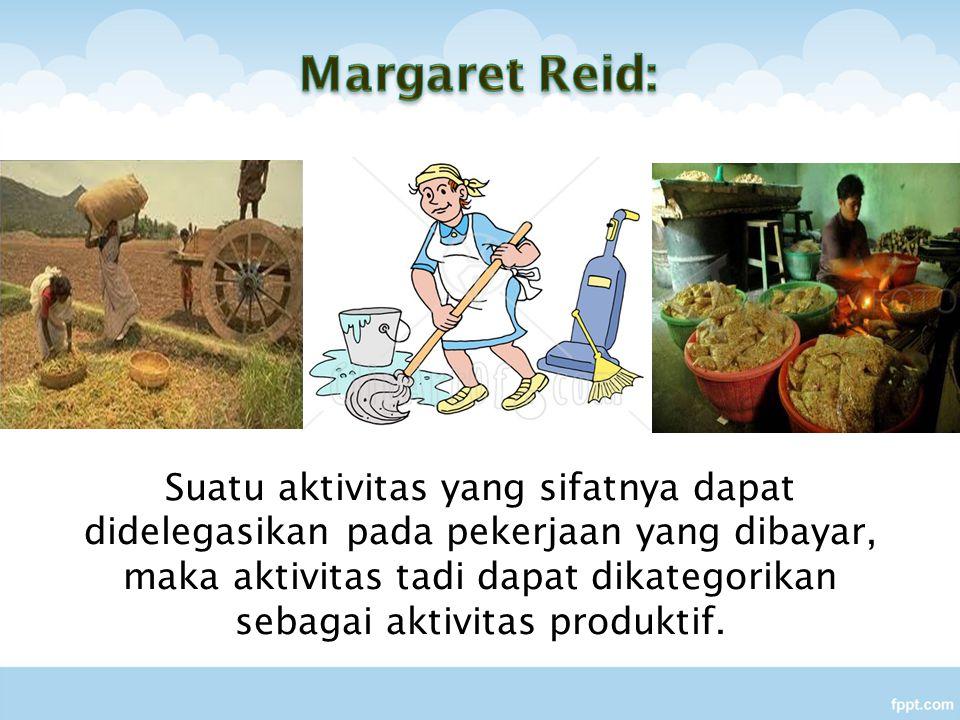 Margaret Reid: