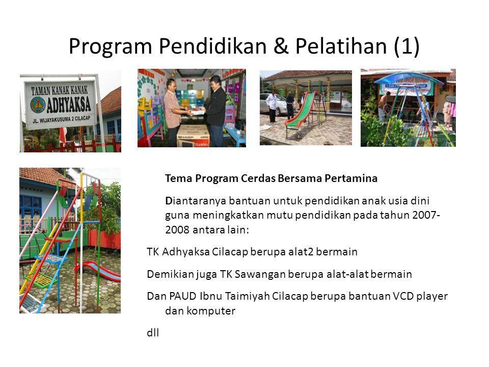 Program Pendidikan & Pelatihan (1)