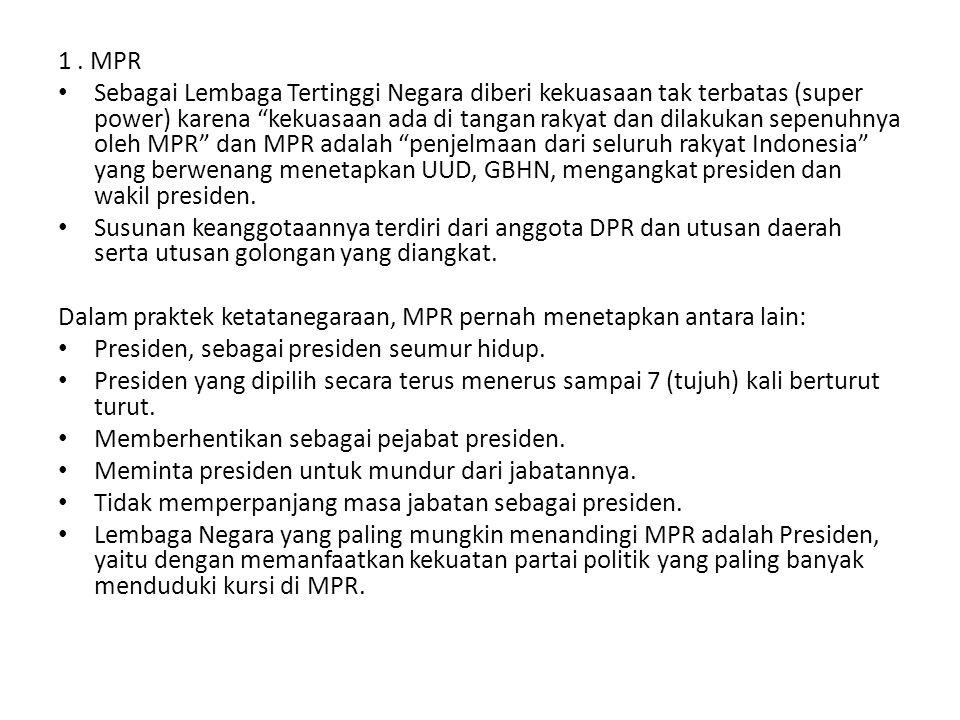 1 . MPR