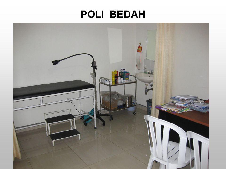 POLI BEDAH