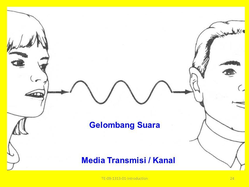 Media Transmisi / Kanal