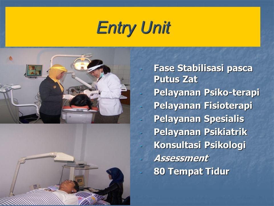Entry Unit Fase Stabilisasi pasca Putus Zat Pelayanan Psiko-terapi