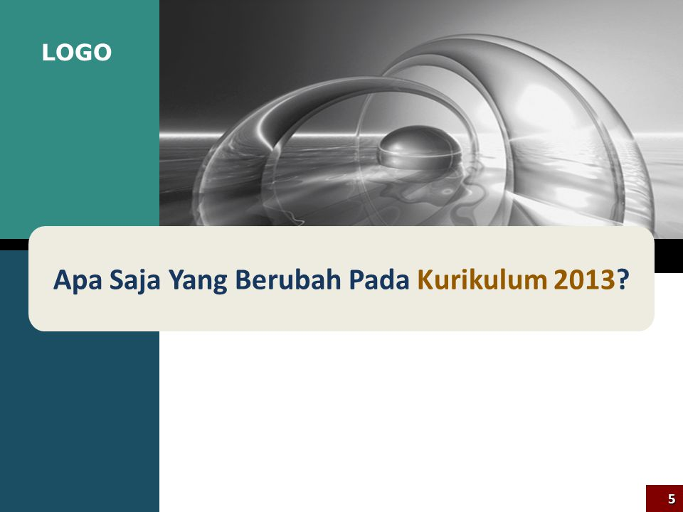 Apa Saja Yang Berubah Pada Kurikulum 2013