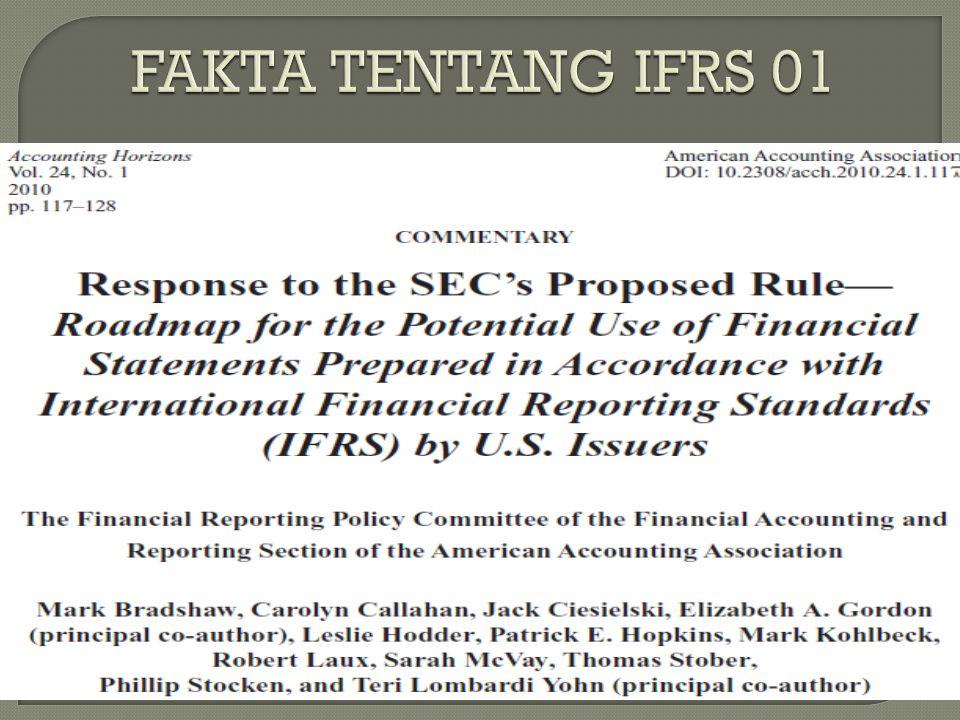 FAKTA TENTANG IFRS 01