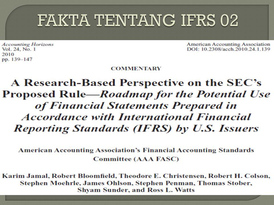 FAKTA TENTANG IFRS 02