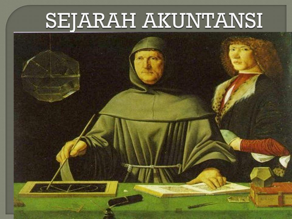 SEJARAH AKUNTANSI