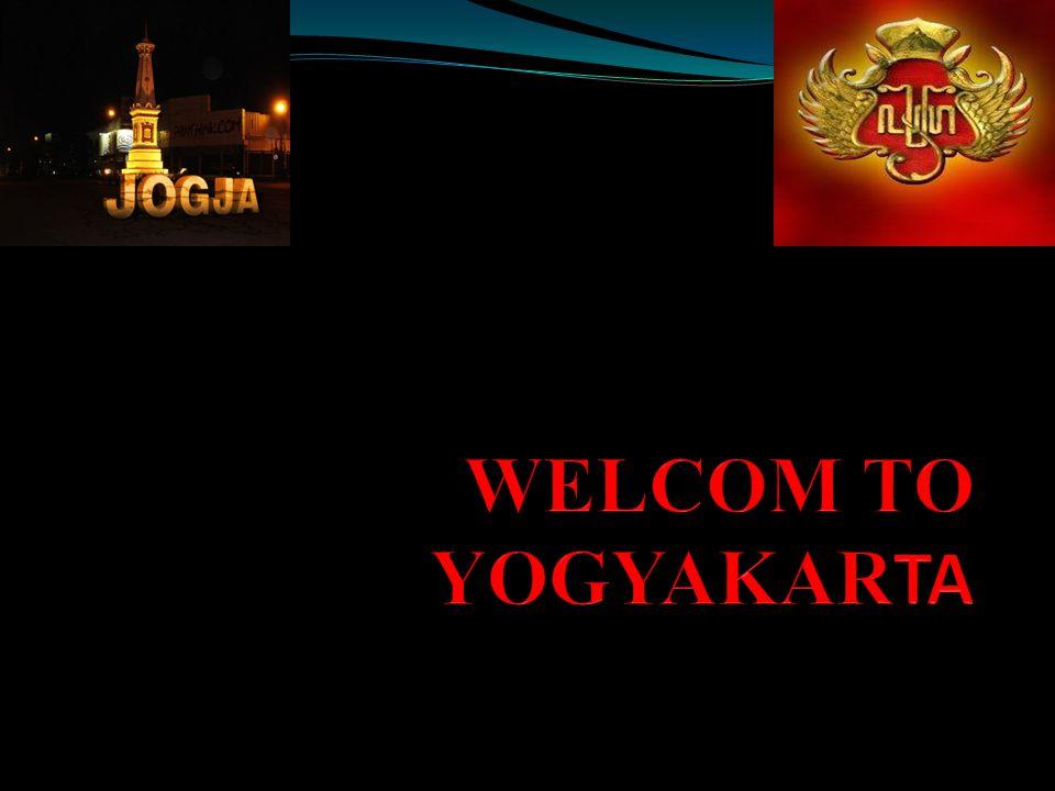 WELCOM TO YOGYAKARTA