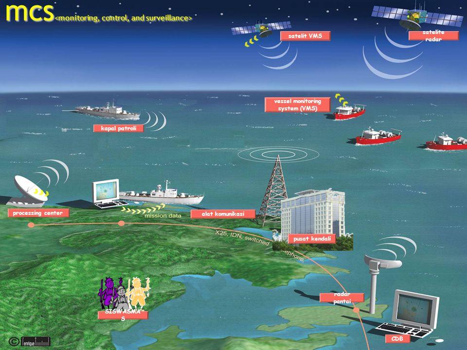 vessel monitoring system (VMS)