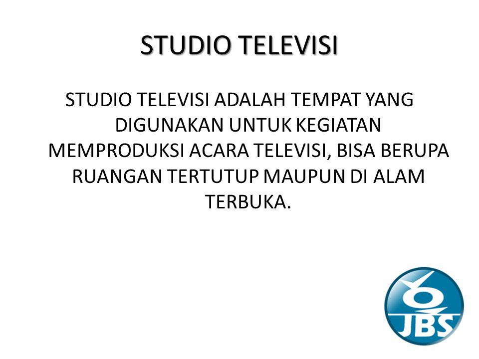 STUDIO TELEVISI