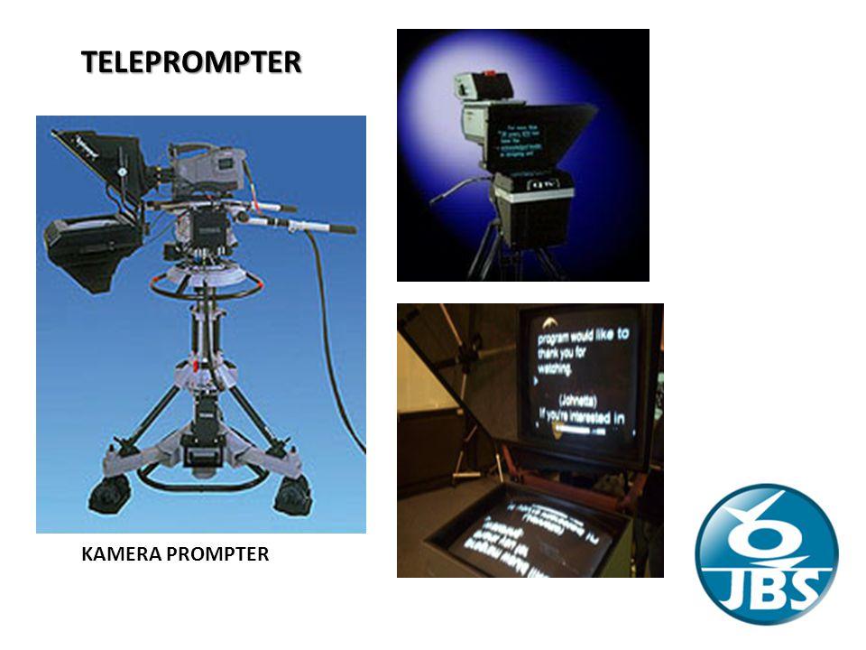 TELEPROMPTER KAMERA PROMPTER