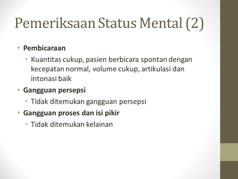 Pemeriksaan Status Mental (2)