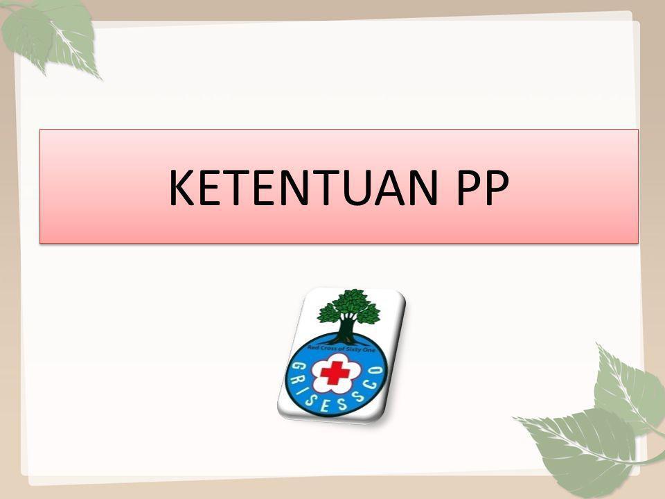 KETENTUAN PP