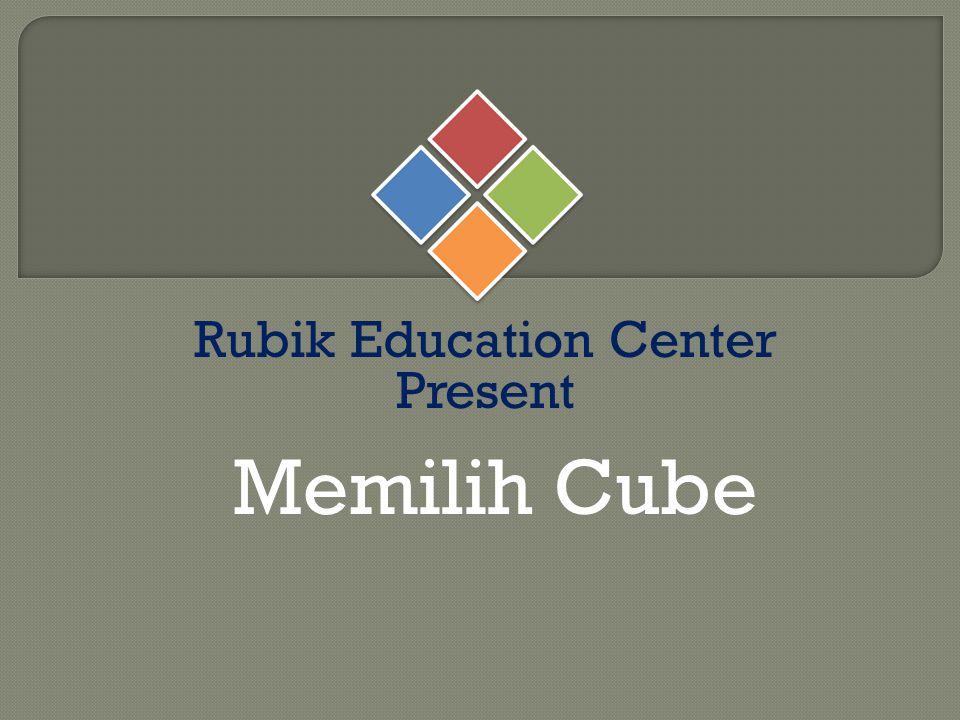 Rubik Education Center Present