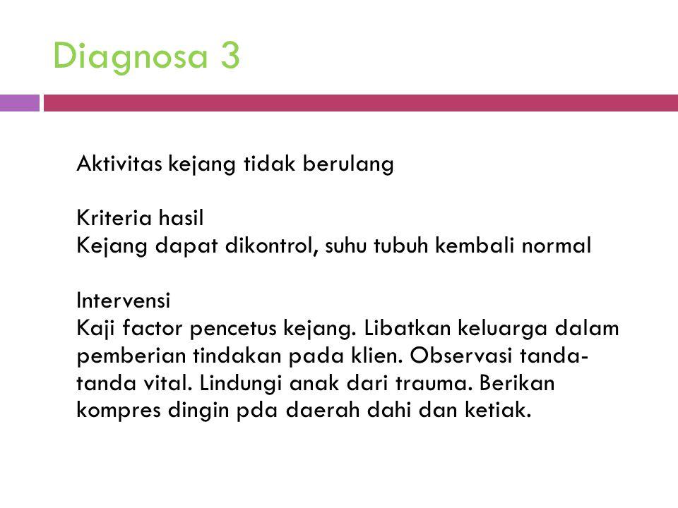 Diagnosa 3