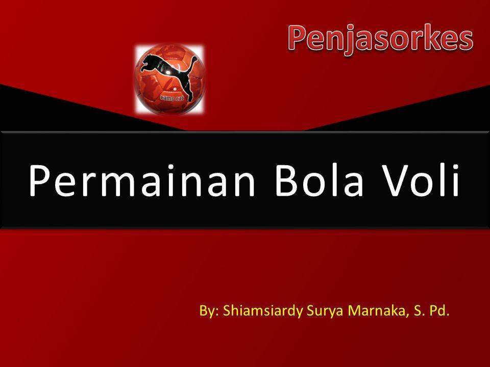 By: Shiamsiardy Surya Marnaka, S. Pd.