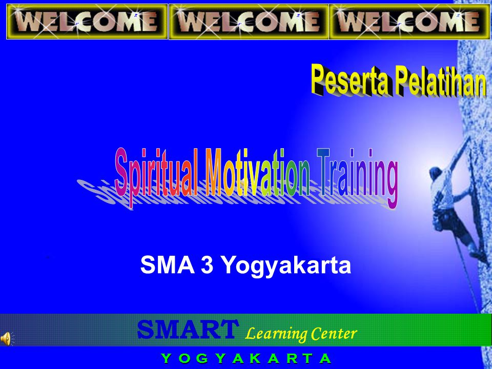 Spiritual Motivation Training