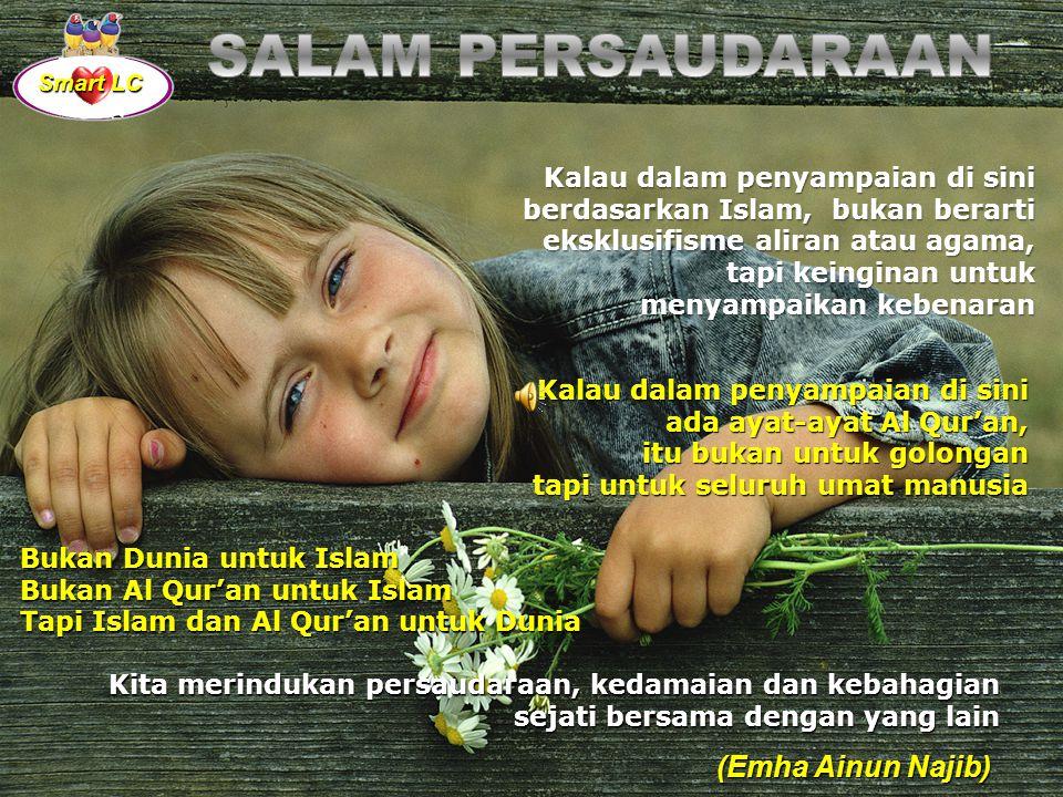 SALAM PERSAUDARAAN (Emha Ainun Najib)