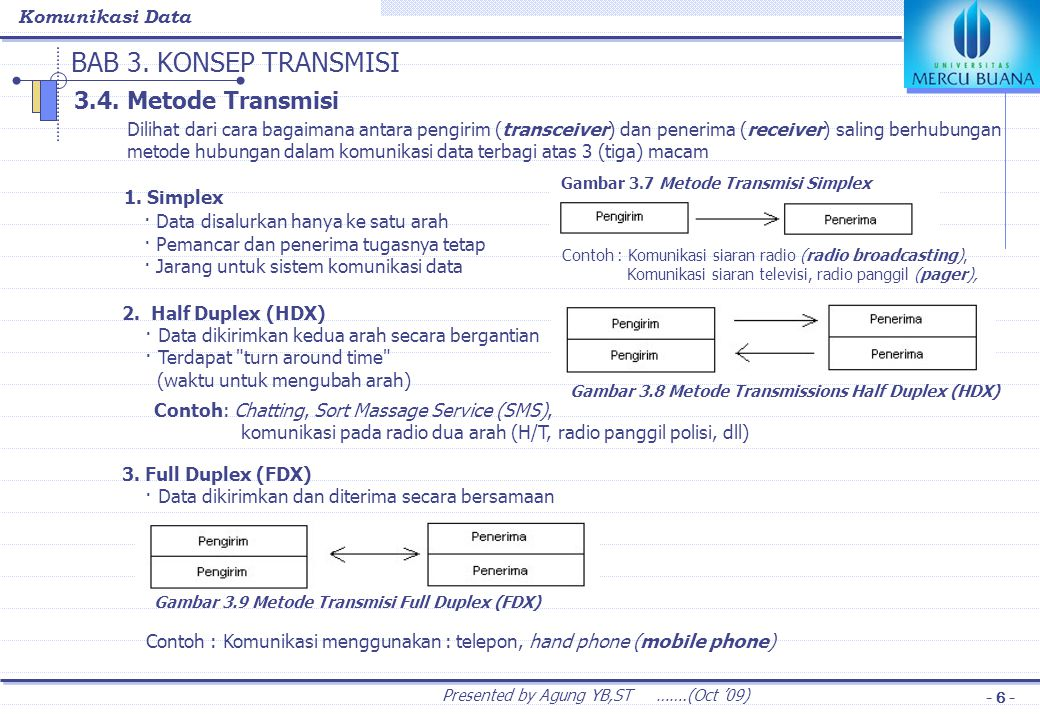BAB 3. KONSEP TRANSMISI 1. DC (Direct Current)