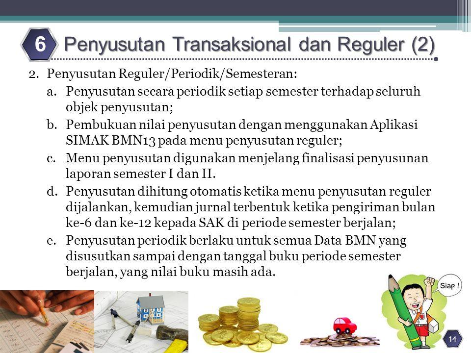 6 Penyusutan Transaksional dan Reguler (2)