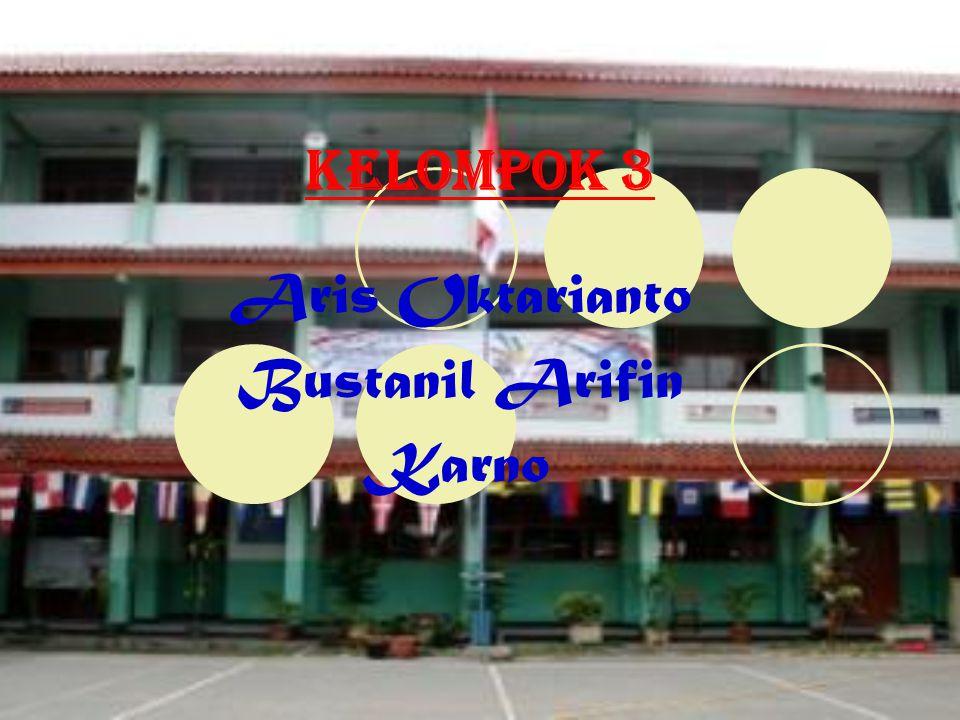 Aris Oktarianto Bustanil Arifin Karno