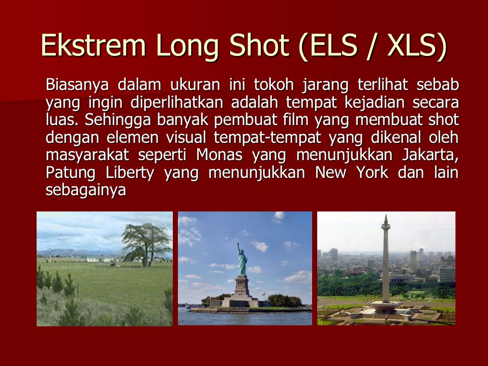 Ekstrem Long Shot (ELS / XLS)