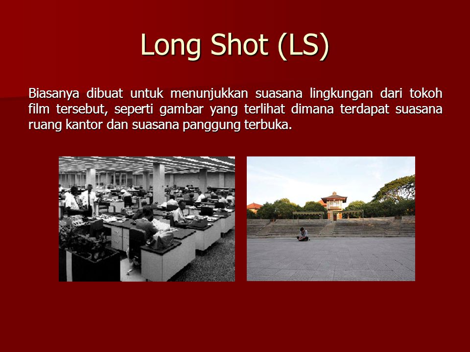 Long Shot (LS)