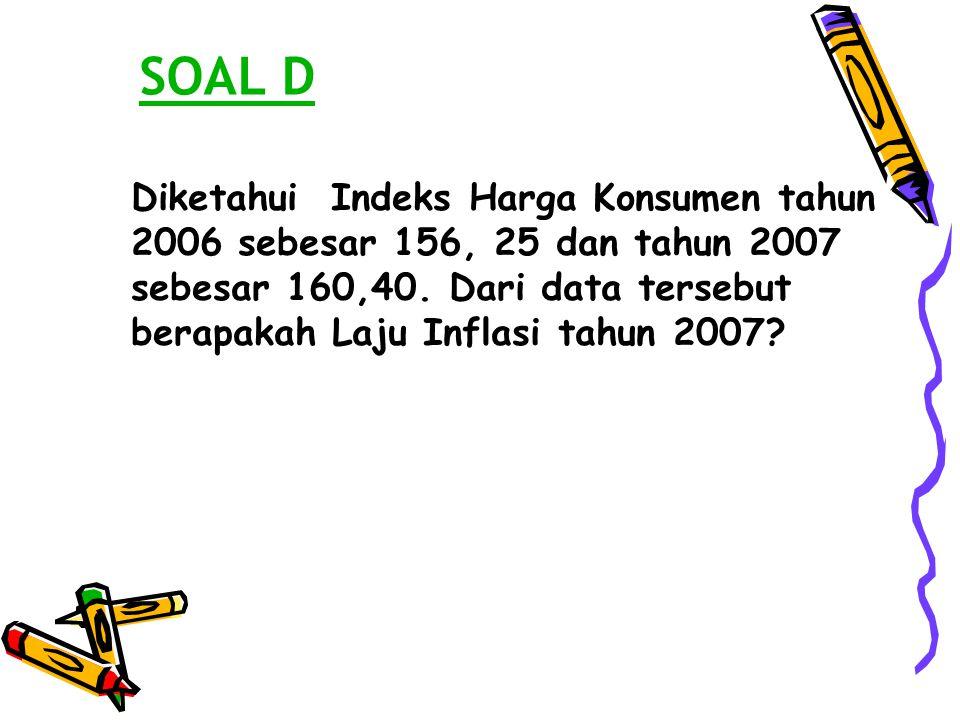 SOAL D
