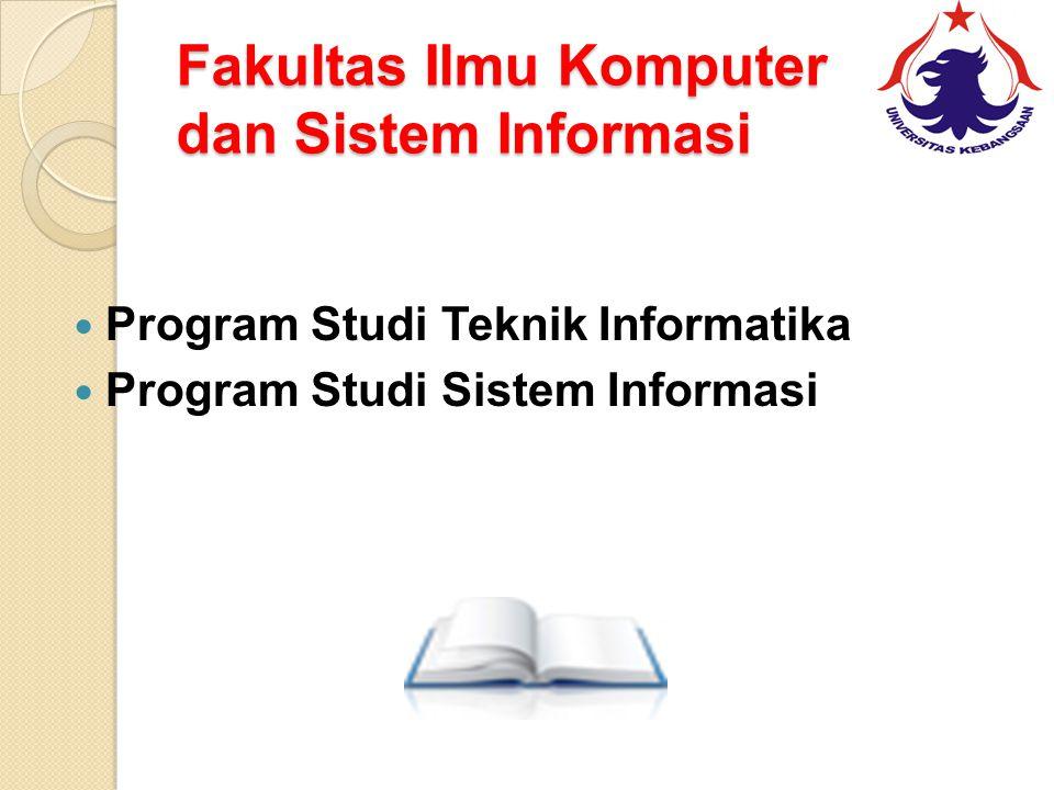 Fakultas Ilmu Komputer dan Sistem Informasi