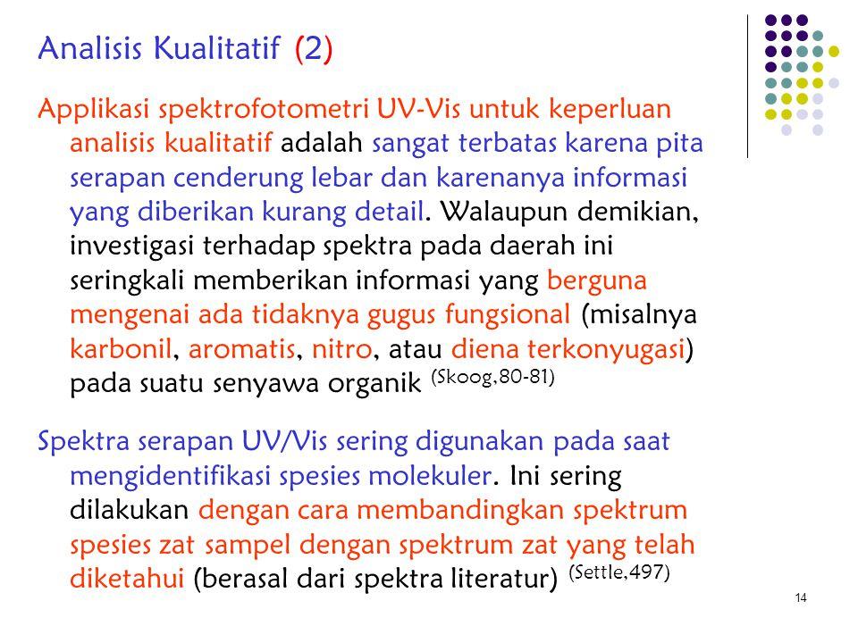 Analisis Kualitatif (2)