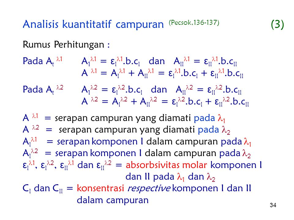 Analisis kuantitatif campuran (Pecsok,136-137) (3)