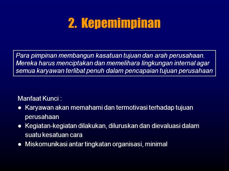 2. Kepemimpinan