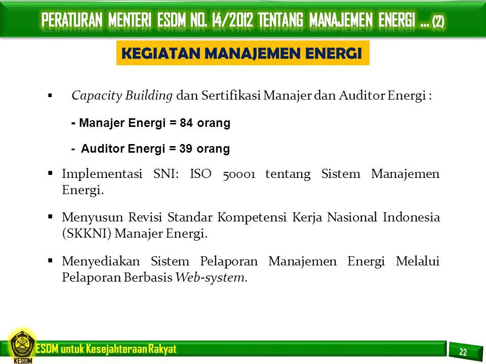 PERATURAN MENTERI ESDM NO. 14/2012 TENTANG MANAJEMEN ENERGI ... (2)